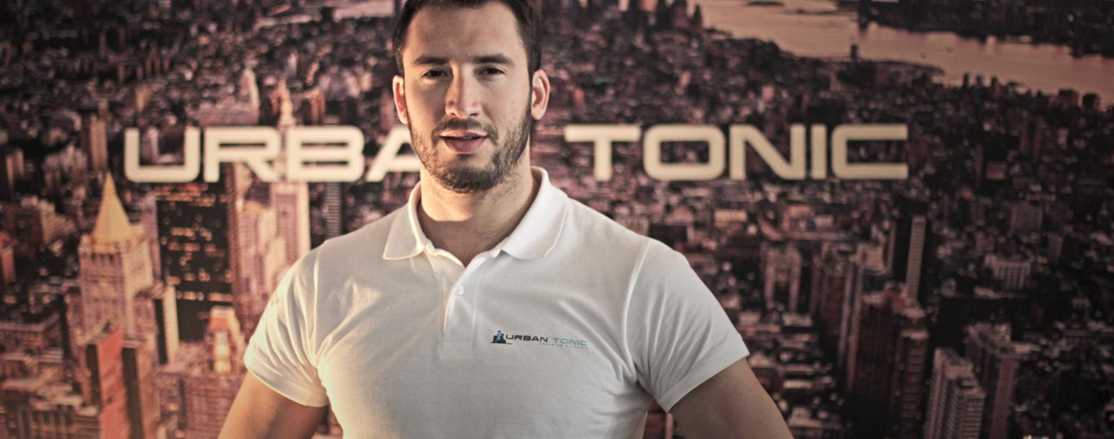 Urban Tonic coach sportif Selim