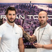 Urban Tonic coach sportif David et Selim